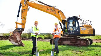 Digging deep: JCB announces £50 million investment in new plant