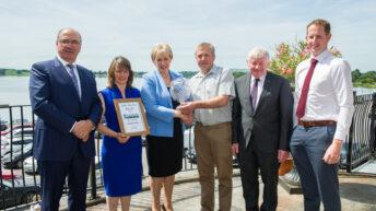 'Lilywhite' farmer lands Lakeland Supreme Milk Quality Award