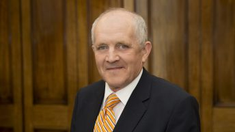 Spellman elected as new president of ICOS