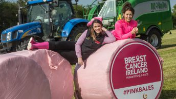 Glanbia 'rolls' out #PinkBales campaign once more