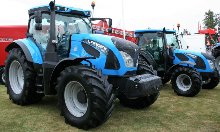 New from Landini: A 'power boost' with a difference