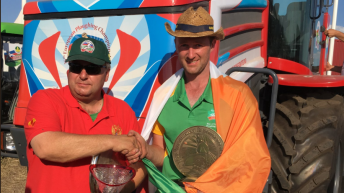 Team Ireland takes top honours in Russia