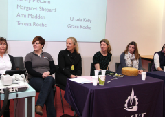 Wine, Women and Wellies – descend on Claregalway
