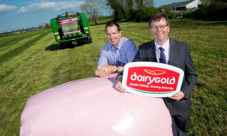 Wrap It Pink campaign kicks off for the 2018 silage season