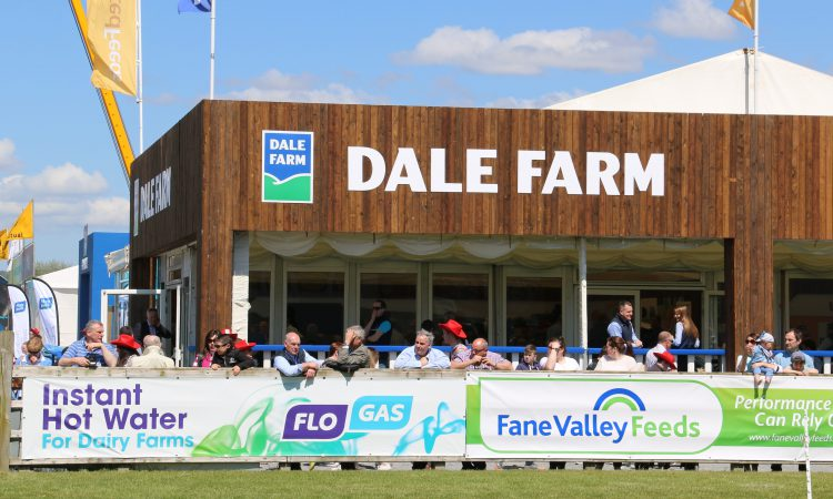 Table topper Dale Farm announces May milk price