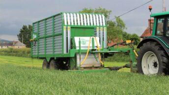 How to make best use of zero-grazed grass
