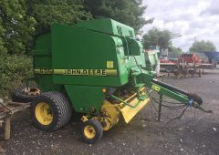 Pics: Variety of farm machinery on offer in midlands auction