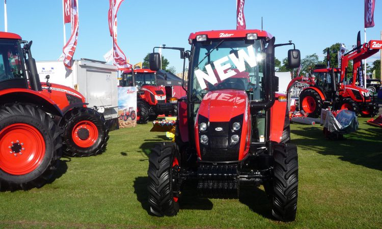 Zetor hits the 'highlands' with its new-look workhorses