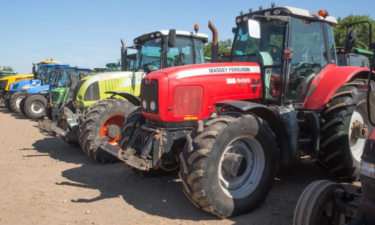 Second-hand machinery auctions in the UK see '13% uplift in value'