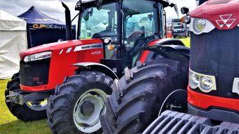 Table: 79,000 active tractors in the Republic of Ireland; where are they?