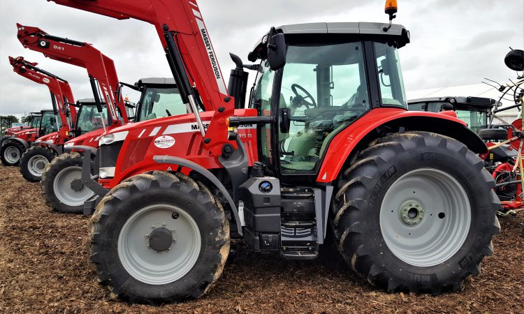1,100 new tractors sold in first half of 2018; who bought the most?