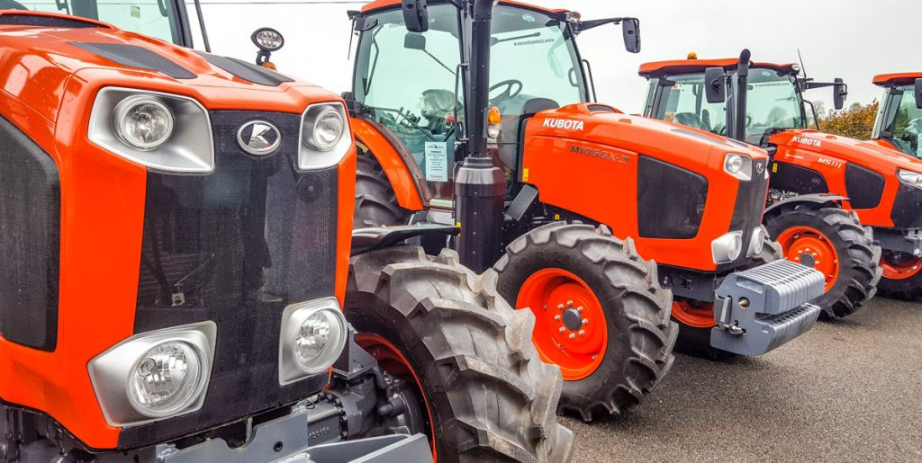 kubota to invest 55 million in new european r d centre for tractors