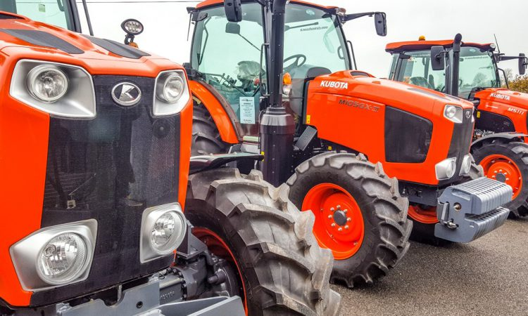 Kubota to invest €55 million in new European R&D centre for tractors