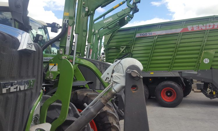 Fendt and Kuhn to share a 'showcase' in the north-east