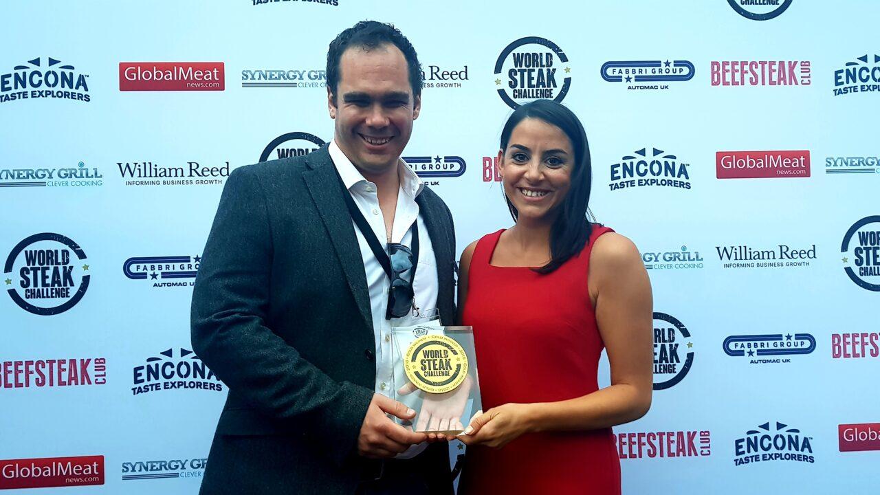 9 awards for Kepak at World Steak Challenge