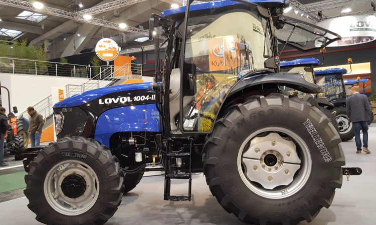 2.1 million new tractors sold worldwide last year: Where did they go?