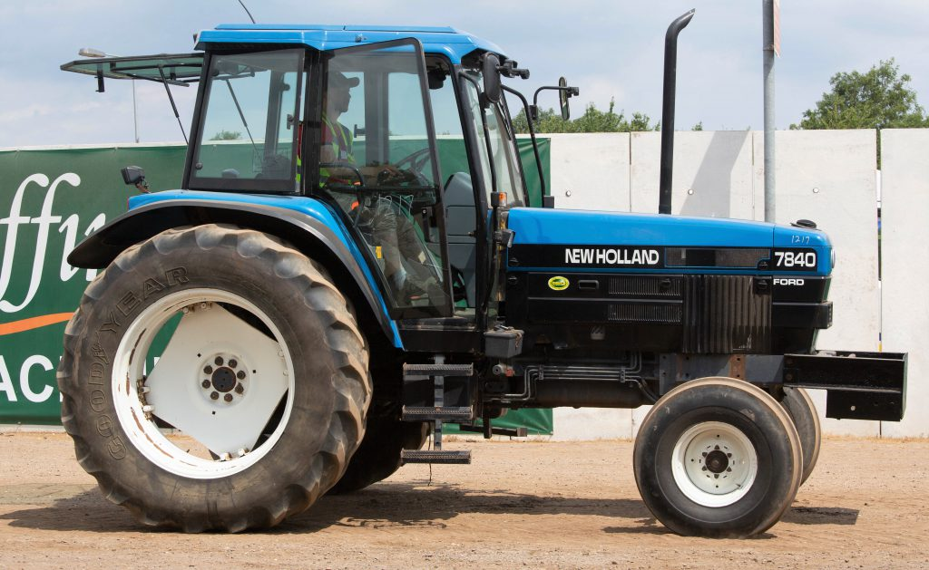 New Holland Ford >> Auction Report Ford New Holland Highlights From July