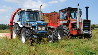 Fun-fuelled silage 'classics' scale Munster mountain