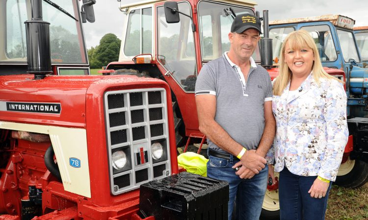 Silage Extravaganza was tight for grass, but 'awash' with tractors