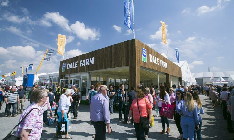 Dale Farm announces milk price for February supplies