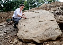 5,500-year-old passage tomb from 'first farmers' unearthed
