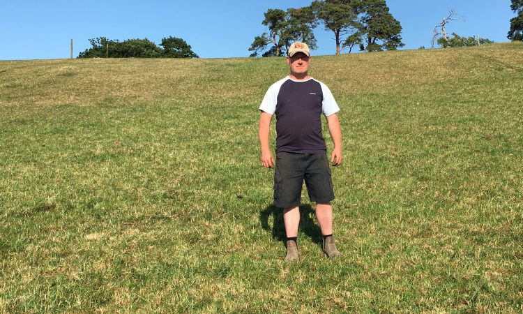 Drought woes: 'Most of my paddocks have turned burnt red'
