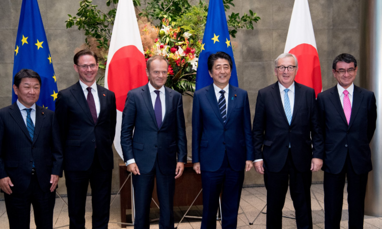 EU signs 'historic' trade deal with Japan – with good news for agriculture