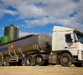 Glanbia announces milk price for April supplies
