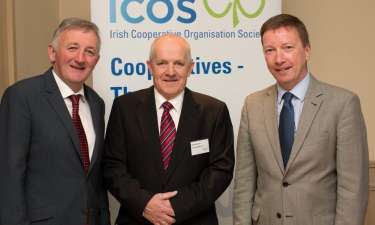 Clare farmer elected chairman of ICOS's National Marts Committee