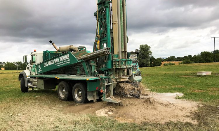 Buildings focus: Drilling in search of much needed water in Co. Carlow