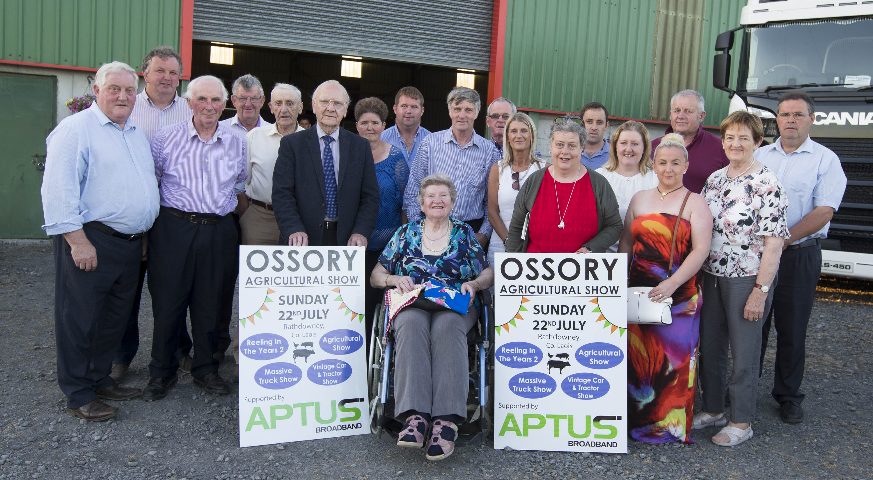 Ossory Show marks 120th year with busy programme