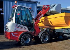 Mecalac takes over production of Pichon loaders