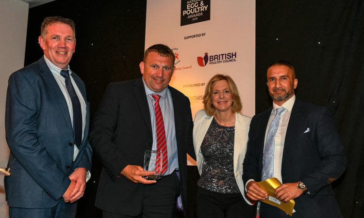 Moy Park named egg and poultry 'Processor of the Year' at national awards