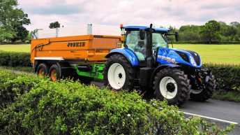 'Intelligent' trailer brakes that protect your tractor: See New Holland's answer…