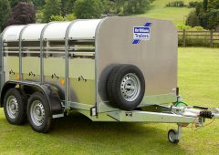 60 years on: Ifor Williams rolls out 750,000th trailer