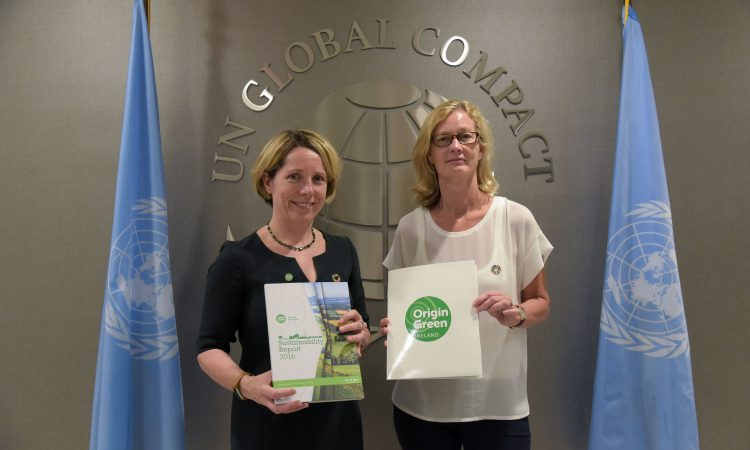 Bord Bia joins the United Nations Global Compact