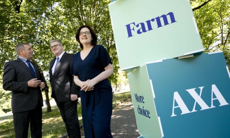 AXA officially launches into farm insurance market