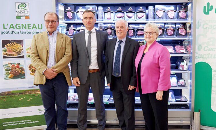 Luxembourg retailer strikes deal to exclusively stock Irish lamb