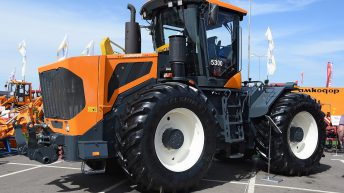 Muscling in: New breed of tractor breaks cover