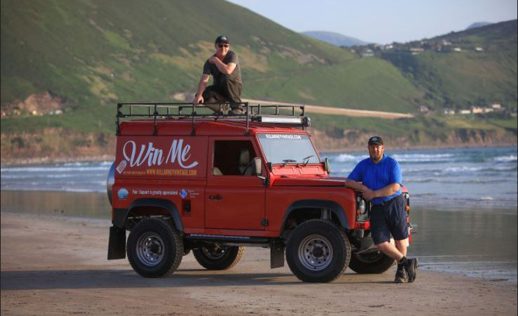 1989 Land Rover given a 'new lease of life'