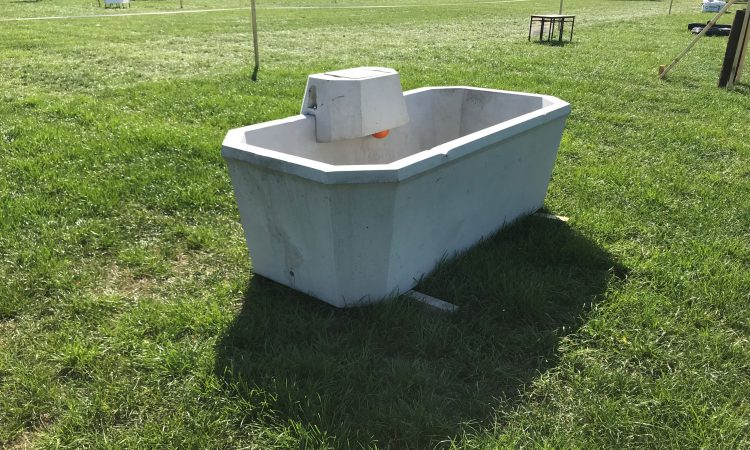 Demand for water troughs on the rise as drought continues