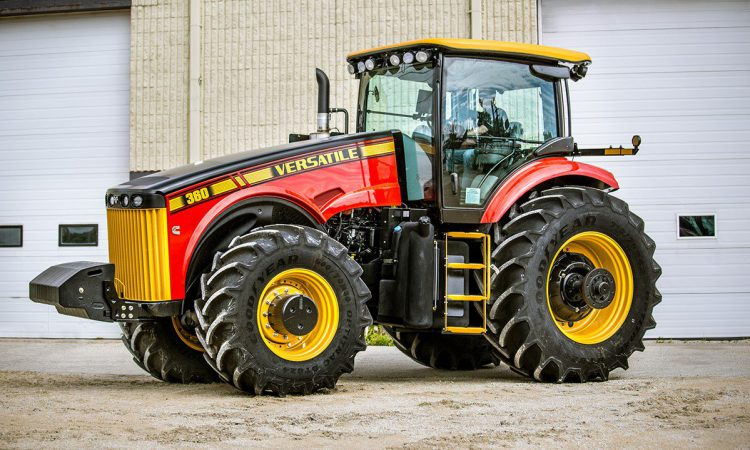 Sales of tractors in the US up thus far in 2018
