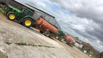 Calls continue to mount for slurry-spreading deadline extension