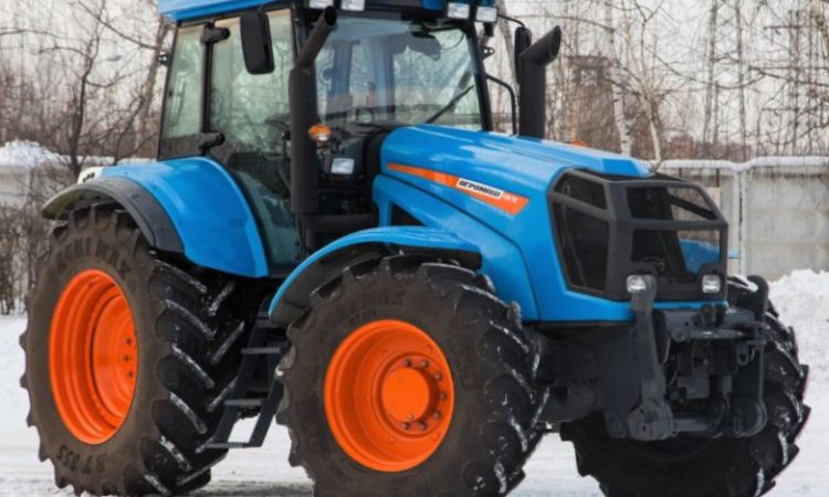 New-generation tractor from Russia has 'passed the test'