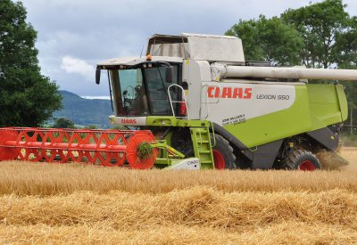 Combine Harvester Archives - Agriland ie