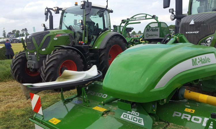 McHale and Fendt demo day to be hosted on 60ac of grassland