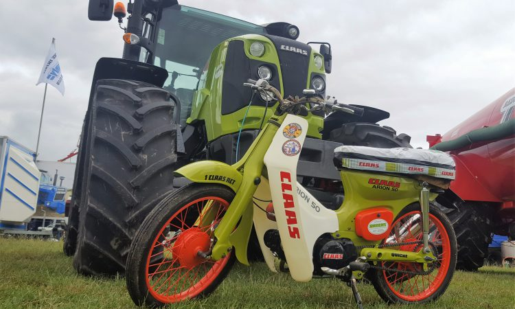 Pics: Tractor bonanza at the 'Silage Extravaganza'