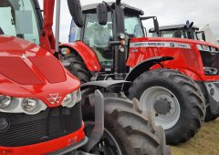 More new tractors sold in July than January