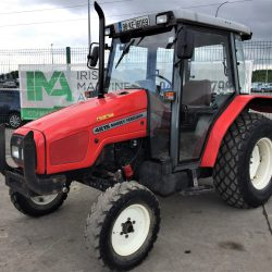 Over 20 Modern Tractors Up For Auction In Co Kildare Agriland Ie