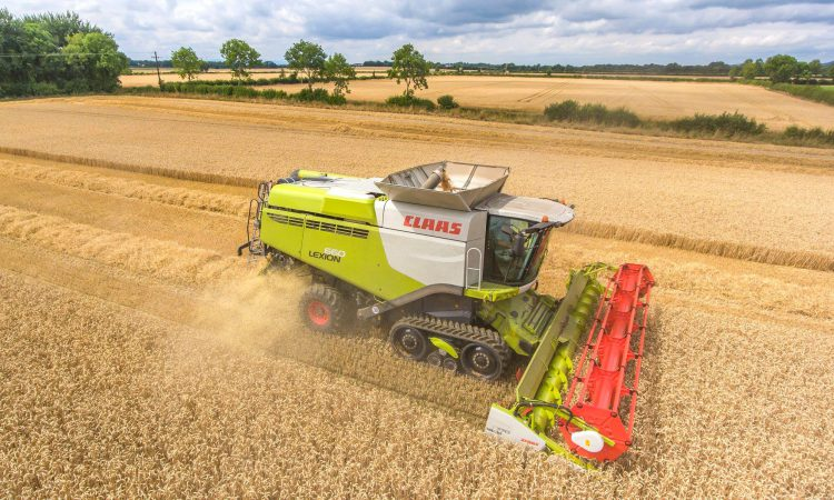 Harvest update: Spring barley below 2t/ac in many cases